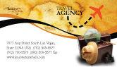 Careers/Industry: 旅行 - 名刺テンプレート #01669