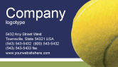 Sports: Templat Kartu Bisnis Tenis #01697