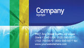 Business Concepts: E-business Business Card Template #01983
