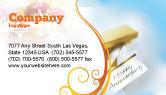 Holiday/Special Occasion: Modello Biglietto da Visita - Felice anniversario #02177