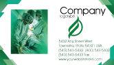 Medical: Scrub Nurse Business Card Template #02313
