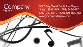 Art & Entertainment: Modello Biglietto da Visita - Musica #02687