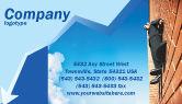 Consulting: Templat Kartu Bisnis Tepi #02735