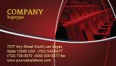 Art & Entertainment: Premiere Business Card Template #03369