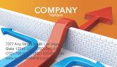 Business Concepts: Nicht-standard-ansatz Visitenkarte Vorlage #03948