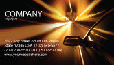Cars/Transportation: Need for Speed Business Card Template #03992