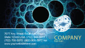 Abstract/Textures: Porous Tissue Business Card Template #04035