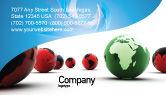 Global: Templat Kartu Bisnis Dunia Lain #04074