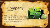 Careers/Industry: Travel Tour Business Card Template #04473