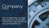 Utilities/Industrial: 명함 템플릿 - 성분 #04494