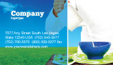 Food & Beverage: Milk Breeding Business Card Template #04747