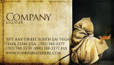 People: Asian Poverty Business Card Template #05361