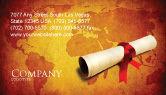 Careers/Industry: Templat Kartu Bisnis Peta Harta Karun #05910