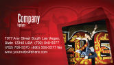People: Break Dance Business Card Template #05913