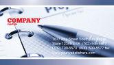 Business Concepts: Project Description Business Card Template #07802