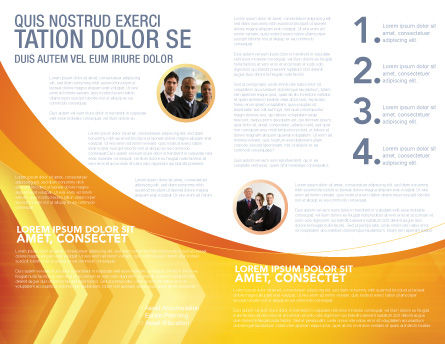 Web Brochure Template Inner Page
