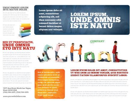 School Word Brochure Template Design and Layout Download Now – Word Brochure Template