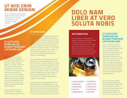 Education Brochure Template  CityEsporaCo