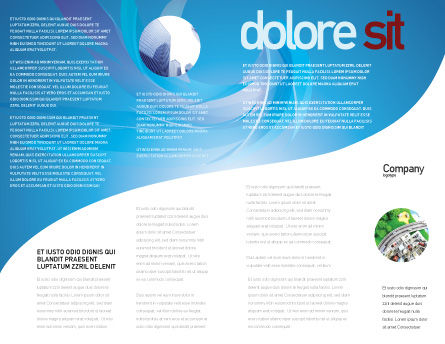 Another World Brochure Template Inner Page