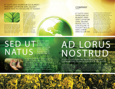 modern agriculture brochure template outer page 04097 nature environment poweredtemplate