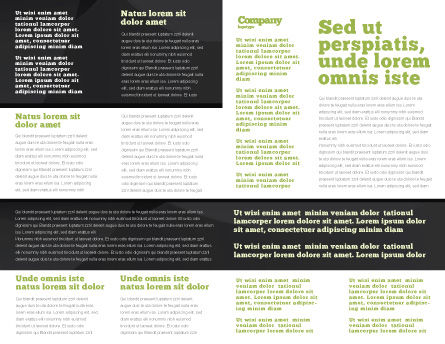 World Unity Brochure Template, Inner Page, 04151, Global — PoweredTemplate.com