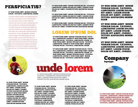 Originality Brochure Template Inner Page