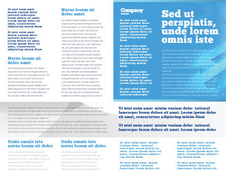 Medical World Brochure Template Inner Page