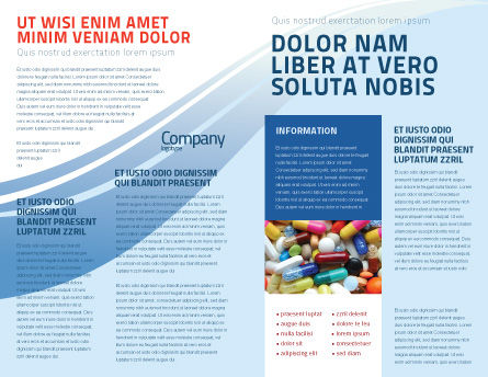 Drug Therapy Brochure Template Design And Layout Download Now