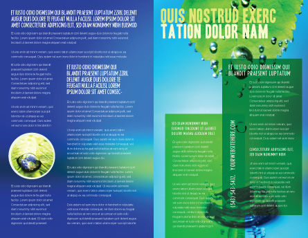 Fertile Earth Brochure Template Inner Page