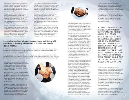 Link Brochure Template Inner Page