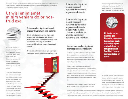 Better Way Brochure Template Inner Page