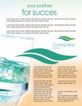 Food & Beverage: Drink Flyer Template #01594