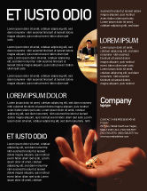 Business Concepts: Fortune Flyer Template #01947