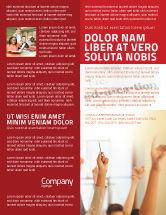 Education & Training: School Activity Flyer Template #02137