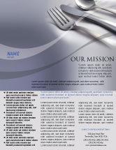 Careers/Industry: Avondeten Flyer Template #02312