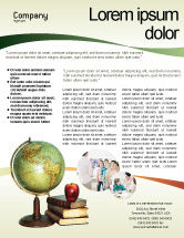 Education & Training: Task Flyer Template #02383