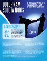 Sports: Martial Art Flyer Template #02724
