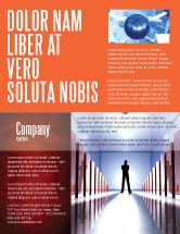 Business Concepts: Modello Volantino - Prospettiva #03395