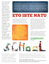 Education & Training: School Word Flyer Template #03693