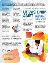Medical: Paediatrist Flyer Template #03835