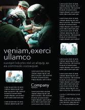 Medical: Major Surgery Flyer Template #03979