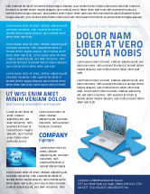Technology, Science & Computers: Modello Volantino - Dati laptop #04108