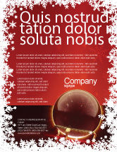 Holiday/Special Occasion: Fortune-telling Flyer Template #04128