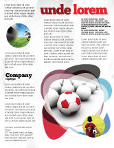 Sports: Originality Flyer Template #04570
