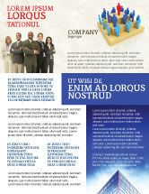 Careers/Industry: Absolute Monarchy Flyer Template #04700