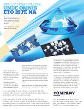Careers/Industry: Brilliant Flyer Template #04924