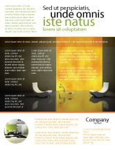 Careers/Industry: Sustainable Design Flyer Template #04962