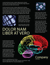 Medical: Brain Centers Flyer Template #04990