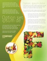 Food & Beverage: Modelo de Folheto - comida #05225