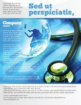 Global: Medical World Flyer Template #05318